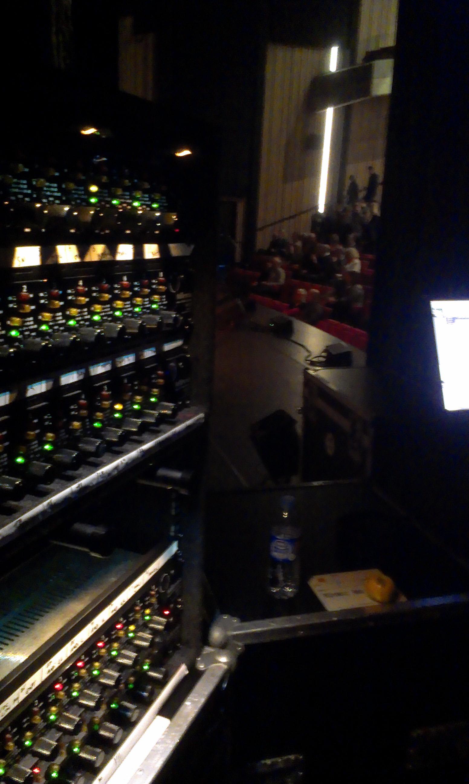 lady linn, cc heist, live recording