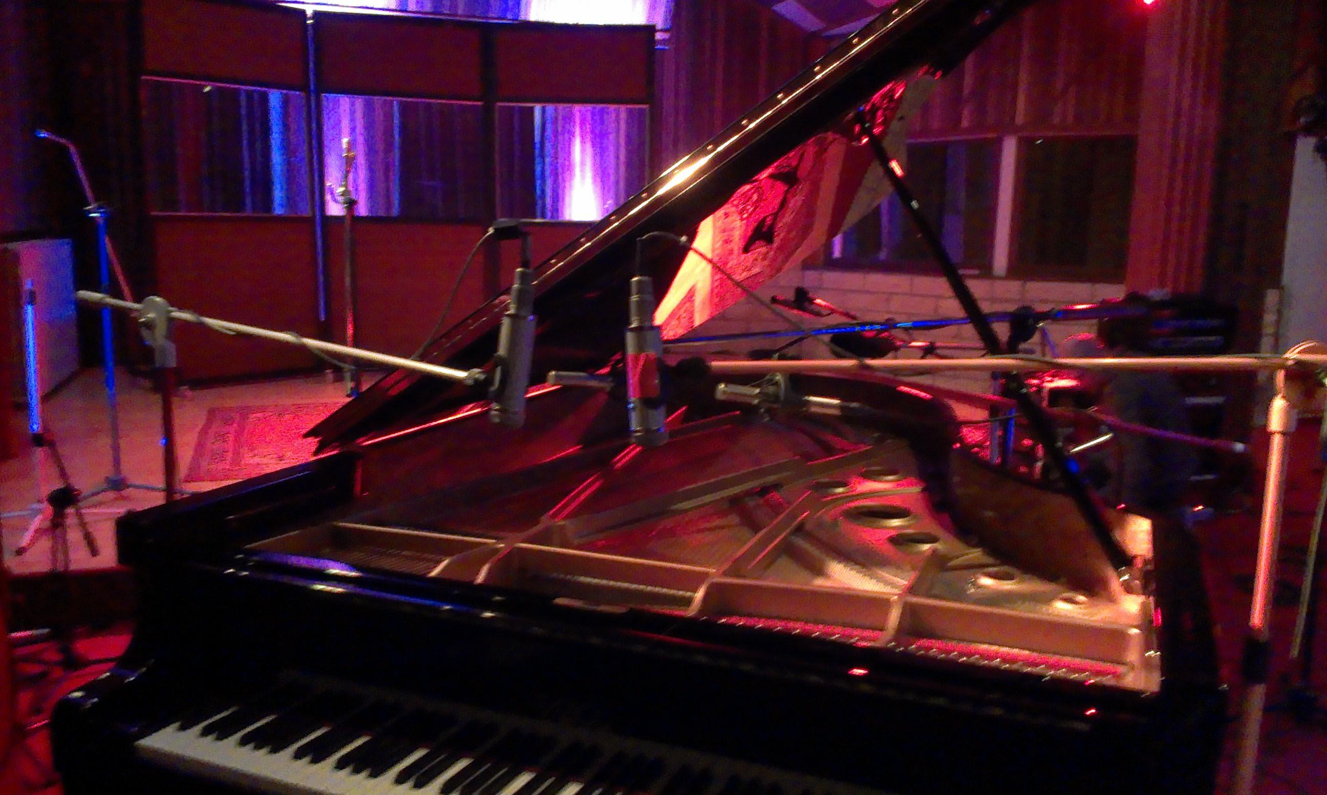 pigeon piano @ icp