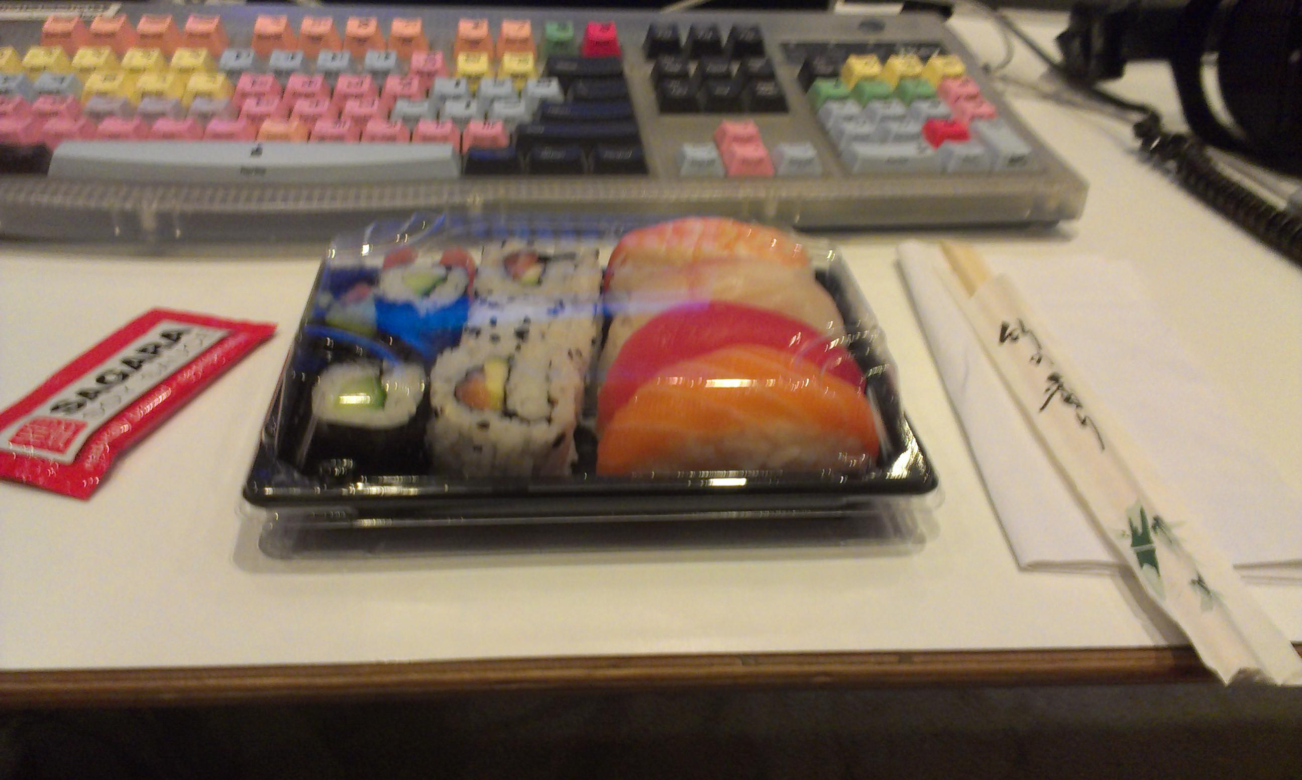 singel sushi