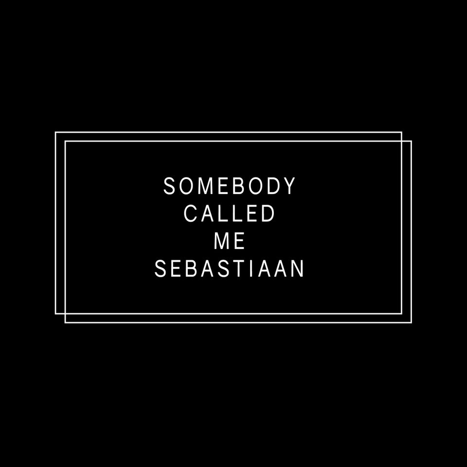 somebody_called_me_sebastiaan_logo